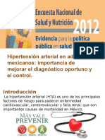 Hipertension Arterial Morelos