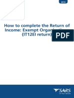 IT-AE-36-G01 - Quick Guide on How to Complete the IT12EI Return for Exempt Organisations - External Guide