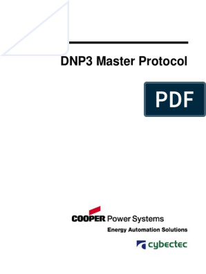 DNP3 Master Protocol | Port (Computer Networking