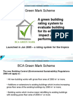 P BCA Green Mark Certification for building (NREB ver 3).ppt