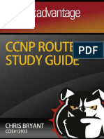 CCNP Route Guide