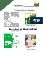 Supervision de Obras Electricas