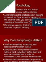 Morphology 02