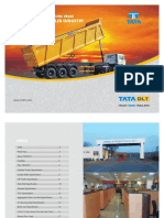 Brochure TATA Trailer