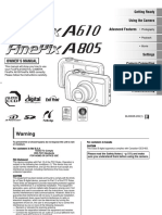 FUJIFILM_FinePix_A805 Manual