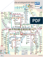 Schnellbahnnetzplan 2015