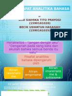Filsafat Analitika Bahasa