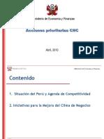 2010.04.07_Presentaci+¦n Grupo de Trabajo de Acuerdo Nacional