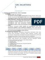 Resume Accounting Theory