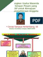 4). Pengembangan Waserda & USP