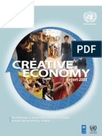 UN Creative Industry Report 2008