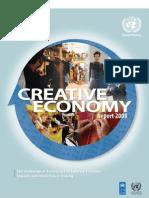 UN Creative Industry Report 2008