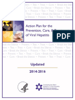 Viral Hepatitis Action Plan