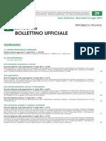 Bollettino Zone Sismiche Lomb