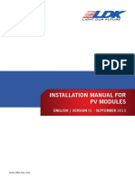 LDK PV Modules Installation Manual en v1.13 131023