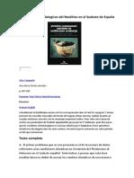 Problemas metodológicos del Neolítico en el Sudeste de España