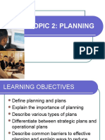 Chapter 2 - Planning