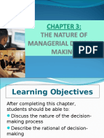 Chapter 3 - Decision Making