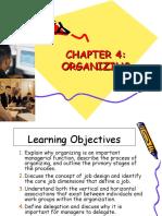 Chapter 4 - Organizing