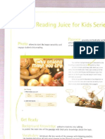 Reading Juice for Kids 2 - Textbook