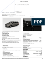 Dacia Logan Detallhe de Uma Configuração