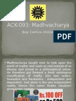 ACK 093 Madhvacharya