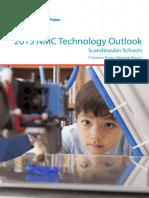 Horizon Report (2015) NMC Technology Outlook for Scandinavian Schools