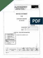 MS 1099 0002 Concrete Repair