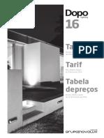 201602 Dopo Tarifa 2016 Válida a Partir Del 29-02-2016