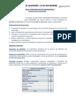 Complementación Universitaria y Titulación ( Pcu )