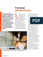 Fonderia Pressofusione Nov 2008 i Bronzi All'Alluminio PDF