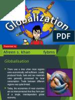 Globalisation Ab