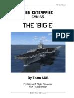 Cvn-65 Manual Fsx