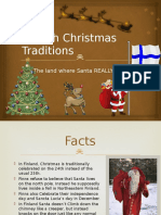 Finnish Christmas Traditions