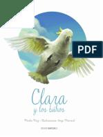Clara y los búhos, de Marta Puig y Jorge Monreal