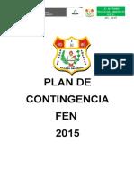 Plan de Contingencia 2015 6080