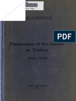 Persecution of Greek Population