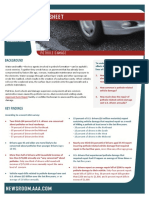 Pothole Fact Sheet