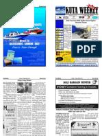 "Kuta Weekly-Edition 177 ""Bali""s Premier Weekly Newspaper"""