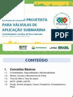 PROMINP - Confiabilidade e Analise de Risco Aplicada - Andre Alves_Nov-2015