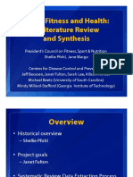 CDC PresentionFitness Mtg 1082511