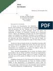 Μητρ. Ναυπάκτου, Επιστολή 2 για τά κείμενα τῆς Μεγάλης Συνόδου