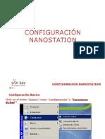 Configuración para Nanostation