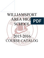 2015-16 Course Catalog