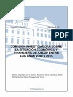 Informe Final ANCAP Frente Amplio