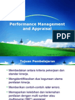 Ppt on Preformanc Apprisal