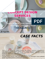 Concept Design Services Case Study