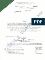 Lonnie Franklin, 'Grim Sleeper' Charges