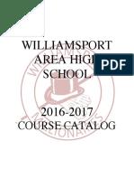 2016-17 Course Catalog