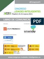 20150413 Libro Comunicaciones i Congreso Ciudades Inteligentes